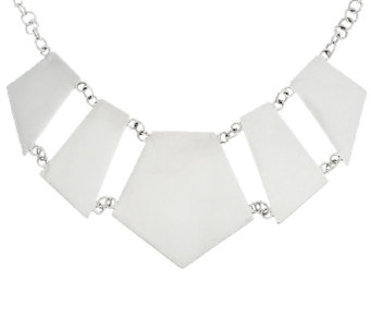 Dominique Dinouart Sterling Reversible Necklace, 42.5g - J289227