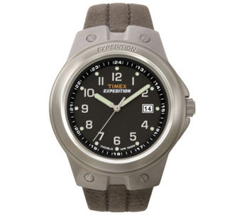 Timex Men's Expedition Analog Metal Tech CasualWatch - J109028