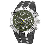 Wrist Armor Men's U.S. Marine Corps C23 Green &Black Watch - J316330