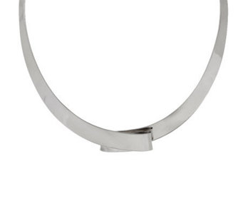Dominique Dinouart Limited Edition Sterling Ribbon Collar, 42.0g - J284431