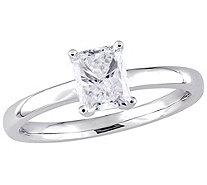 Affinity 14K Gold 1.0 cttw Radiant-Cut DiamondSolitaire Ring - J381332