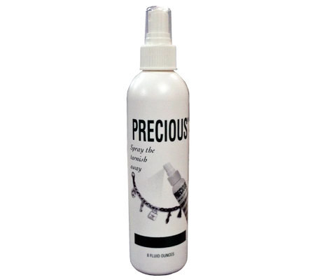 Precious Liquid Jewelry Cleaner 8 oz Spray B ottle