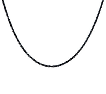 "Stainless Steel 18"" Margherita Chain Necklace - J326234"