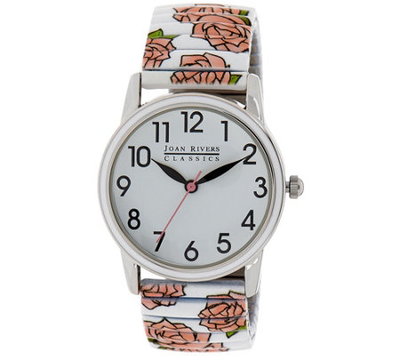 Joan Rivers Gardenia Expansion Watch