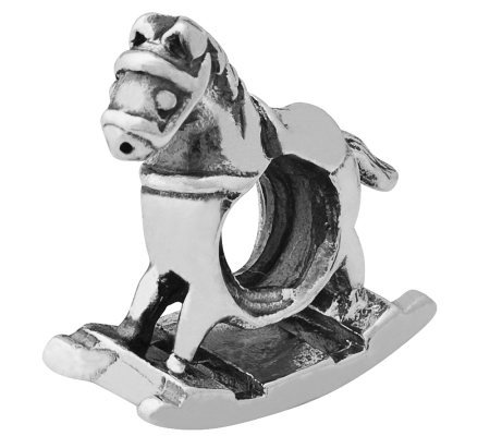 Prerogatives Sterling Rocking Horse Bead