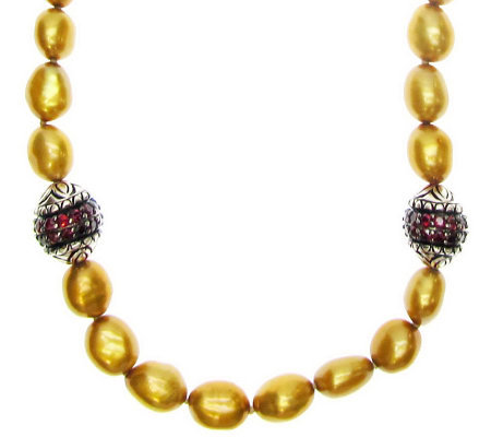 Barbara Bixby Sterling Cultured Freshwater Pearl Add-On