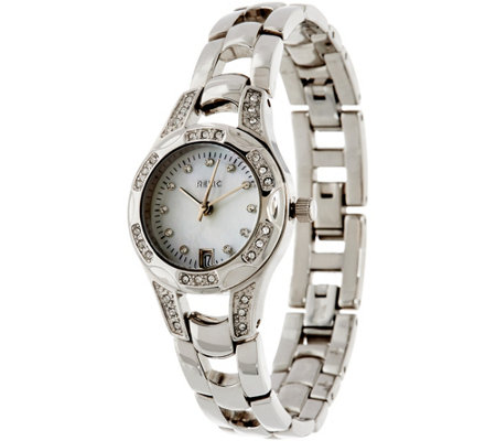 Relic Stainless Steel Bracelet Watch - Charlotte