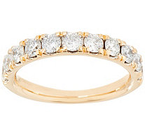 98 Facet Diamond Band Ring, 1.00cttw, 14K, by Affinity - J354436