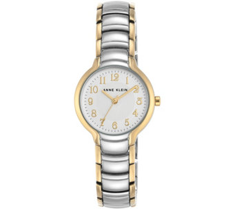Anne Klein Women's Two-tone Bracelet Watch - J344737
