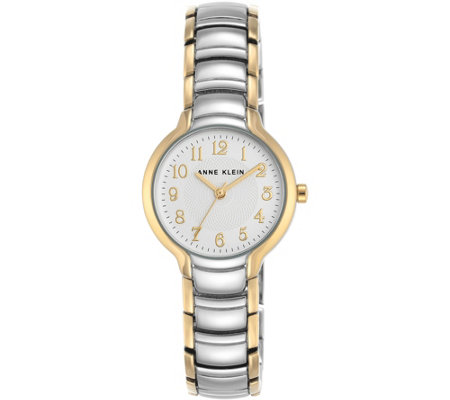 Anne Klein Women's Two-tone Bracelet Watch