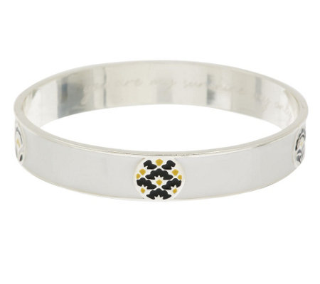 Vera Bradley Full Circle Slip-On Bangle