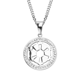 Star Wars Stainless Galactic Empire Pendant with Chain - J342639