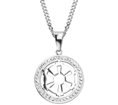 Star Wars Stainless Galactic Empire Pendant with Chain
