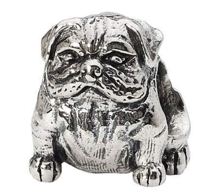 Prerogatives Sterling Bulldog Bead