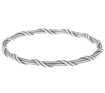 Peter Thomas Roth Sterling Signature Classic Bangle - J335343