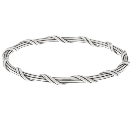 Peter Thomas Roth Sterling Signature Classic Bangle