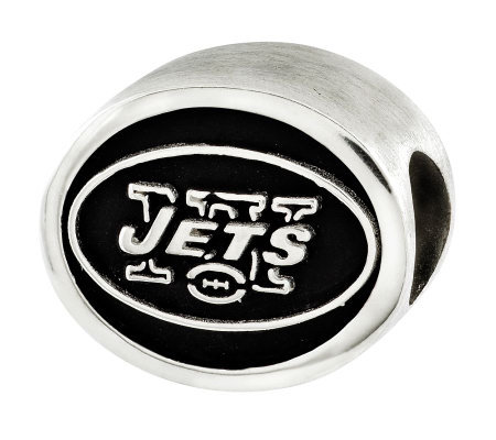 Sterling New York Jets NFL Bead