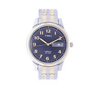 Timex Men's Goldtone Expansion Band Dress Watch - J103745