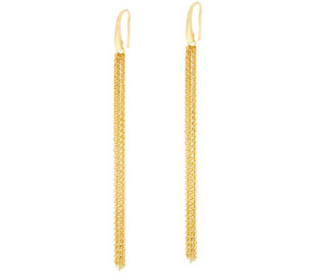 G.I.L.I Tassel Drop Earrings - J329345
