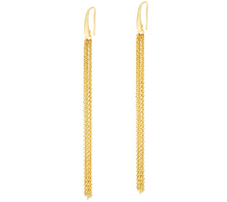 G.I.L.I Tassel Drop Earrings