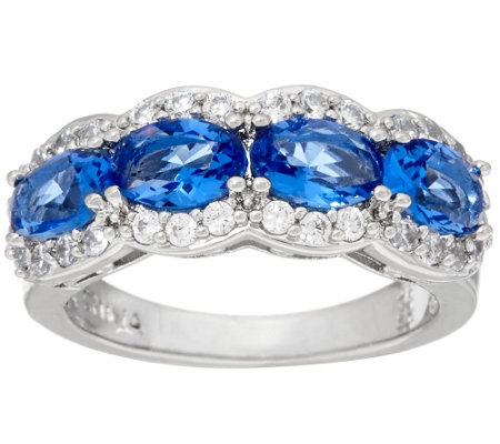 """As Is"" The Elizabeth Taylor Simulated Gemstone Band"