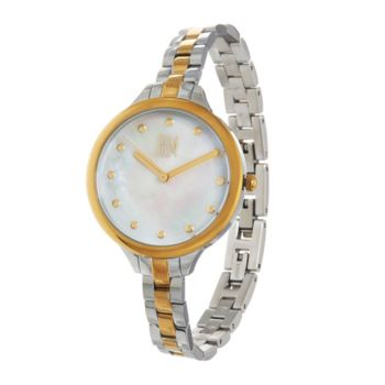 RLM Staineless Steel Mother of Pearl Watch