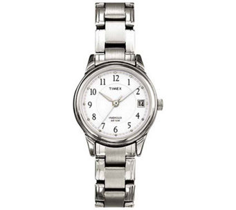 Timex Ladies' Classic Stainless Steel BraceletWatch - J109046