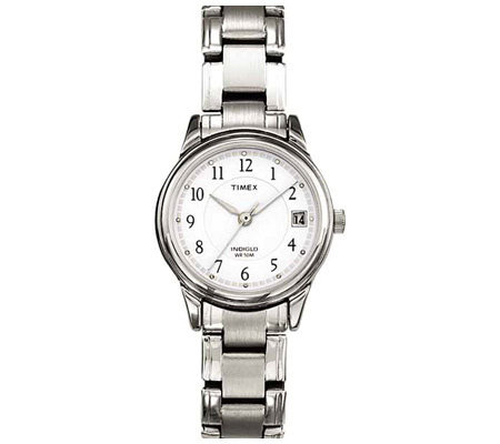 Timex Ladies' Classic Stainless Steel BraceletWatch
