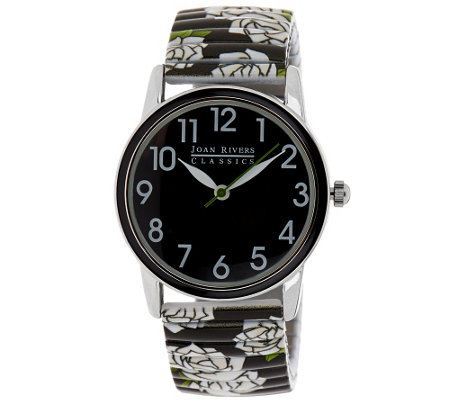 """As Is"" Joan Rivers Gardenia Expansion_Watch"