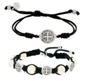 My Saint My Hero Divine Blessing & Protection Bracelet Set