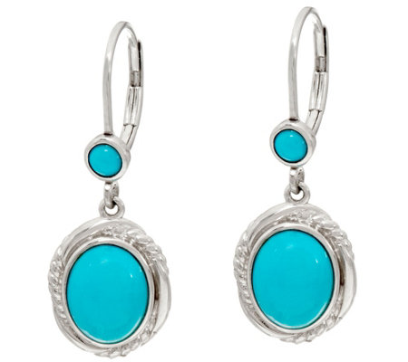 holly beauty drop hamilton copy product earrings turquoise jewelry sleeping