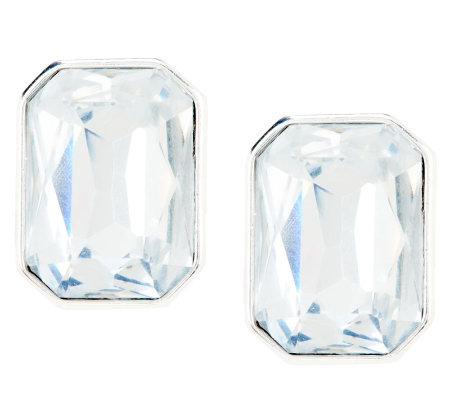 Joan Rivers Celebrate in Style Crystal Post Earrings