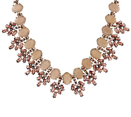 "Joan Rivers Runway Elegance 18"" Necklace w/ 3"" Extender"