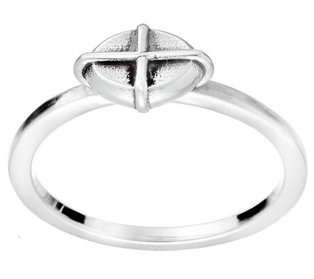 Hagit Sterling East/West Cross Ring