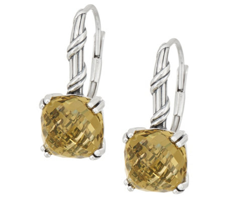 Peter Thomas Roth Sterling Silver Fantasies Drop Earrings