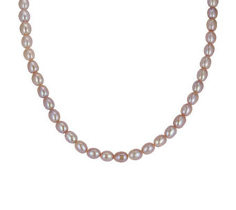 "Honora Girls Cultured Freshwater Pearl Sterling14"" Necklace - J111850"