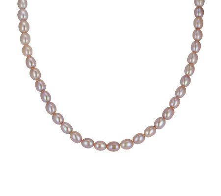 "Honora Girls Cultured Freshwater Pearl Sterling14"" Necklace"