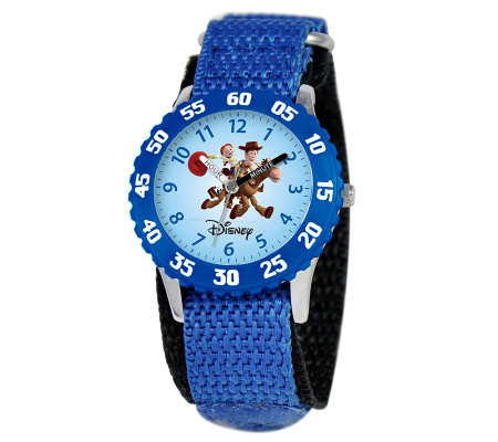 Disney Woody and Jessie Time Teacher Watch