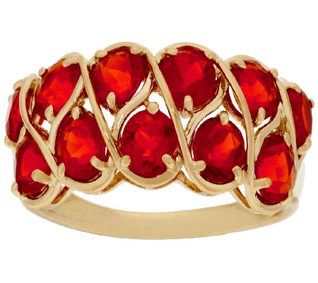 Mexican fire opal wide band ring 14k gold 220 ct tw page 1 mexican fire opal wide band ring 14k gold 220 ct tw aloadofball Choice Image