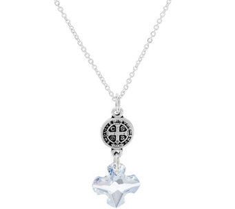 My Saint My Hero Faith and Protection Pendant - J333951
