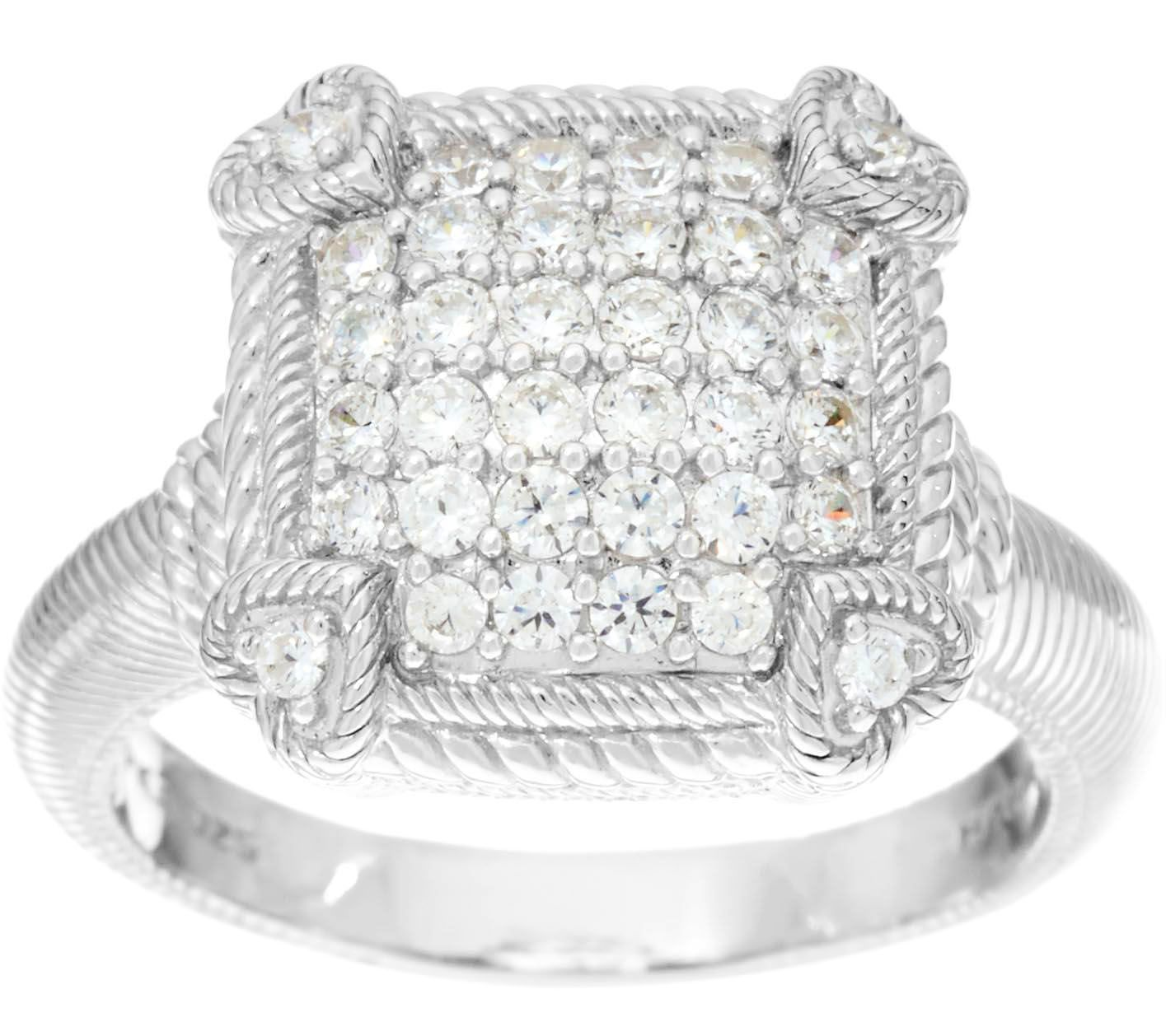 Judith Ripka Rings Jewelry QVCcom