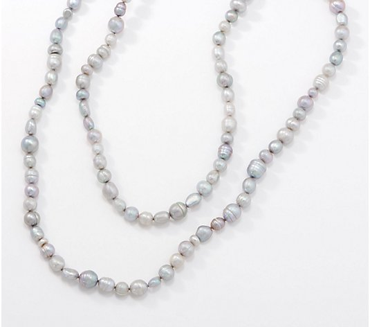 Belle  Coin pearl necklace  freshwater Pearl  beaded necklace  wedding necklace
