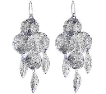 Hagit Gorali Sterling Vibes Dangle Earrings - J308152