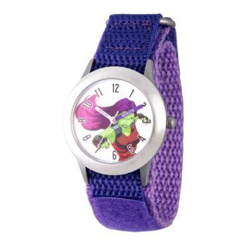 Marvel Guardians Girls' Gamora Purple Watch