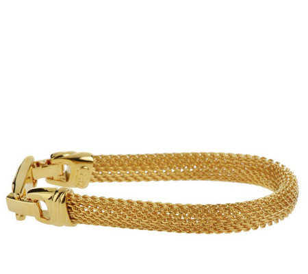 Jacqueline Kennedy Tailored Mesh Link Bracelet