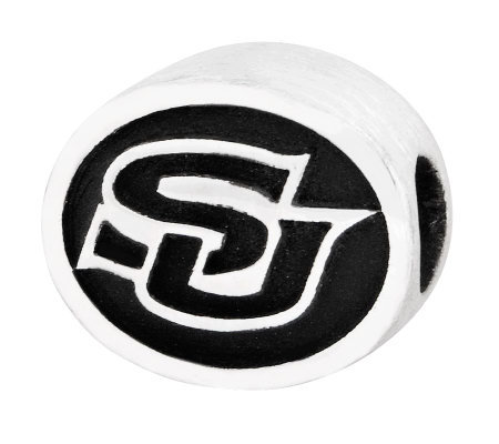 Sterling Silver Southern University Bead