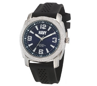 Wrist Armor Men's U.S. Navy C21 Watch Blue & Black Watch - J316356