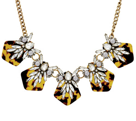 BaubleBar Trevi Collar Necklace