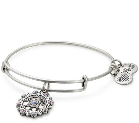 Alex and Ani Maid of Honor Charm Bangle