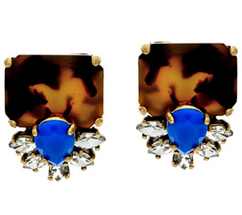 BaubleBar Duchess Stud Earrings - J329357